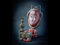 Still Life With Mask - Tom Plucinski